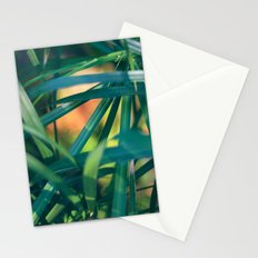 Jungle Window. Stationery Cards