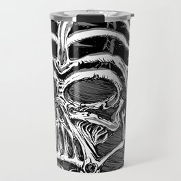 Dark Bones Travel Mug