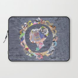 Silhouette Laptop Sleeve