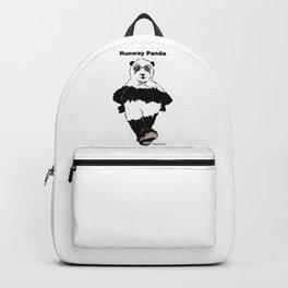 Riggo Monti Design #17 - Runway Panda Backpack