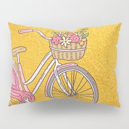Spring is coming 4 Pillow Sham