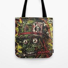 VietZombie Comic Tote Bag