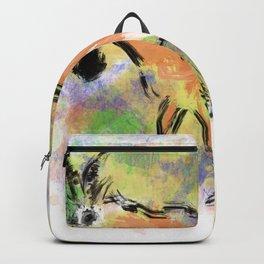 goat power Backpack