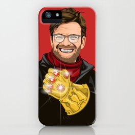 Lets talk about six, baby! iPhone Case
