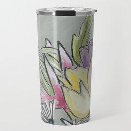 Protea bouquet Travel Mug