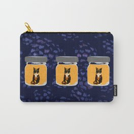 Triple Marmalade Carry-All Pouch