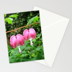 Bleeding Hearts - Dicentra Stationery Cards