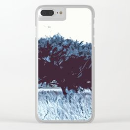Arbol Clear iPhone Case