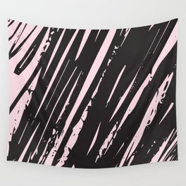 I spilled my chocolate! /geometric series Wall Tapestry