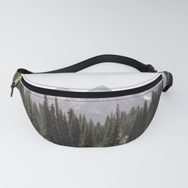 Mountain Wilderness - Nature Photography Fanny Pack