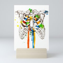 puzzle Mini Art Print