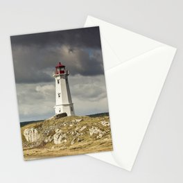 Louisbourg Lighthouse Stationery Cards