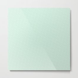 Crosshair (Green) Metal Print