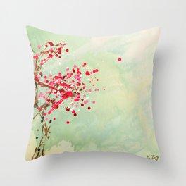 Beautiful Solitude Throw Pillow