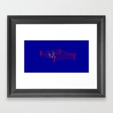 Electric Box I Framed Art Print