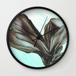 Blue Moon Wall Clock