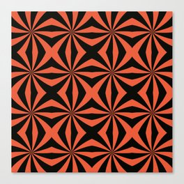Pinwheel X Canvas Print