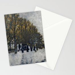 Memory Lane III Stationery Cards