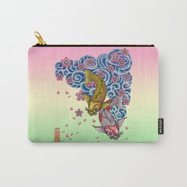 tattoo carps Carry-All Pouch