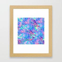 The Opal Framed Art Print