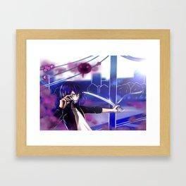 Yato Framed Art Print