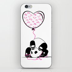 Lovely Panda iPhone & iPod Skin