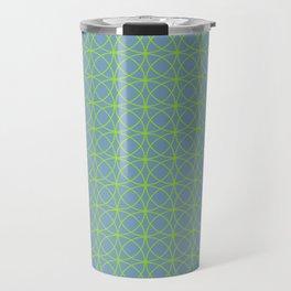 o x o - just circumferences - bg Travel Mug