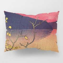 Hailing the Day's End at Towa Pillow Sham