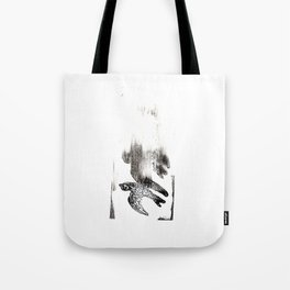 Soul Leaves the Body Tote Bag