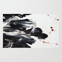 Blood and Tears Rug