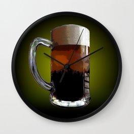 Big Beer Wall Clock