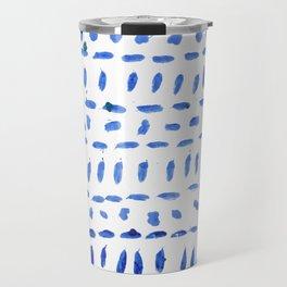 Ultra Blue I Travel Mug