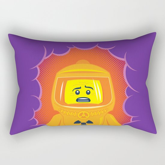 Oops! Rectangular Pillow