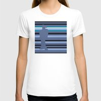 depression T-shirts featuring A Flood of Emotions: Depression [Revisited] by BRENT PRUITT