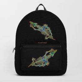 Bart The Dog's Alien Secret Backpack