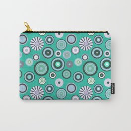 Winter circles Carry-All Pouch