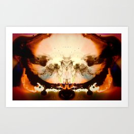 Filia Art Print