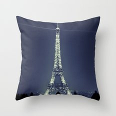 Because the Night Throw Pillow