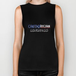Cantabrigian American Biker Tank
