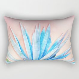 Agave Azul Rectangular Pillow
