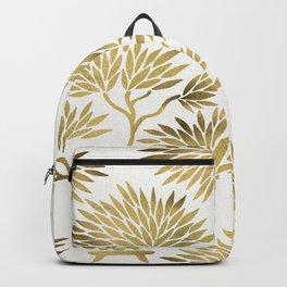 Bonsai Tree – Gold Palette Backpack