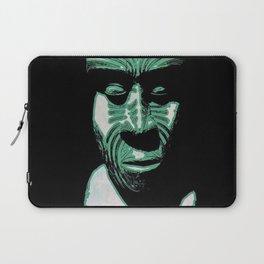 Maori ancestor Laptop Sleeve