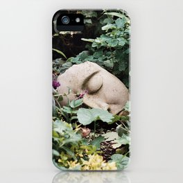Resting Intuition iPhone Case