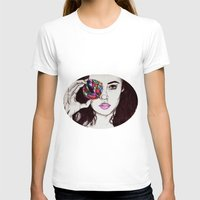 marina T-shirts featuring Marina  by annelise johnson