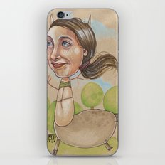 HAPPY CENTAUR iPhone & iPod Skin