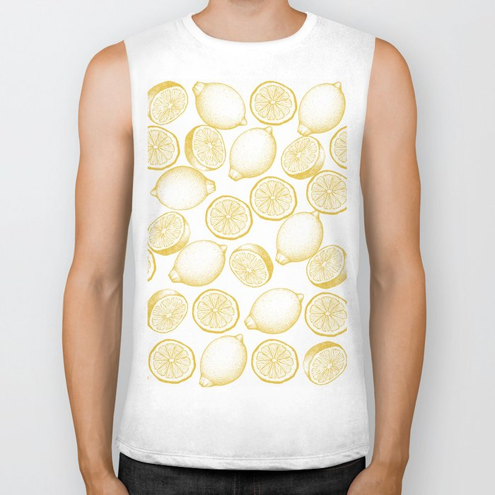 Lemons Biker Tank
