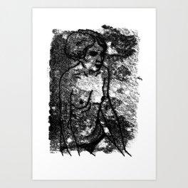 Sarah II Art Print
