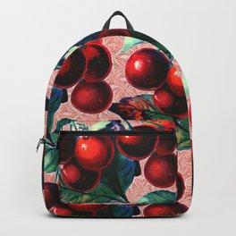 Vintage Cherries Backpack
