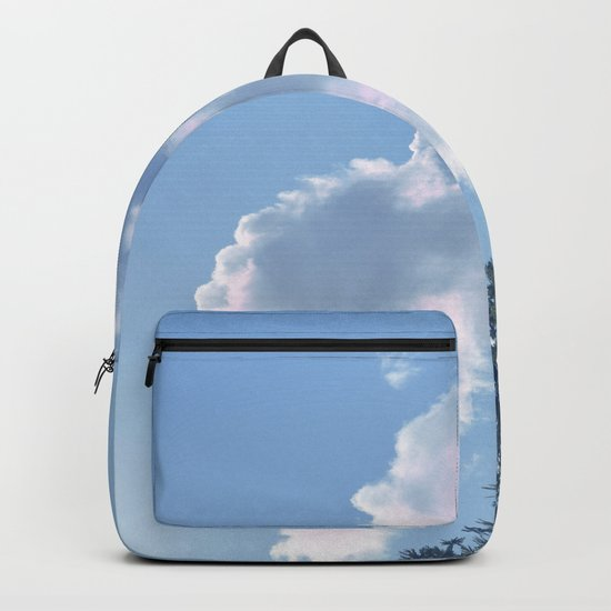 The Colour of Clouds 01 Backpack