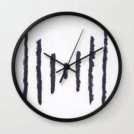 A #11 - Minimalistic Wall Clock